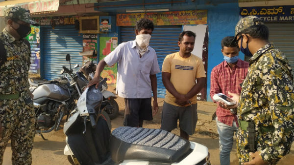 Bbmp Collected Rs 57.39 Lakh Fine For Not Wearing Masks