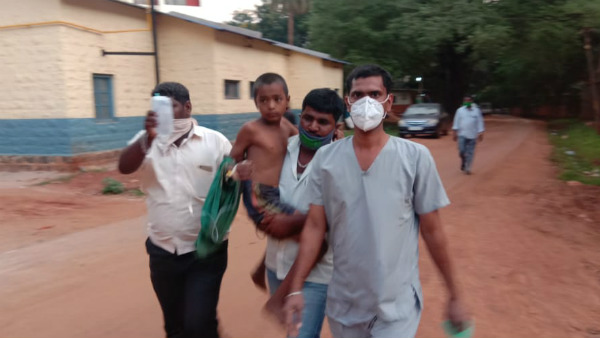 Video Of Belagavi District Hospital Negligence Goes Viral