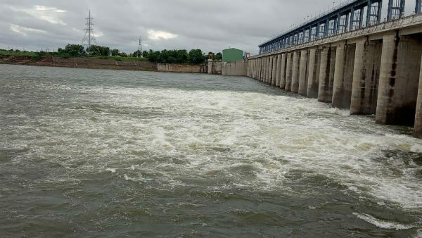 3000 Cusecs Of Water Released From Bennetora Reservoir In Kalaburagi