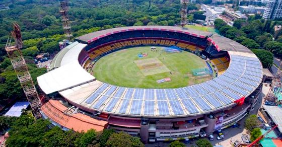 Govt Planning To Convert Chinnaswamy Stadium As A Covid Center