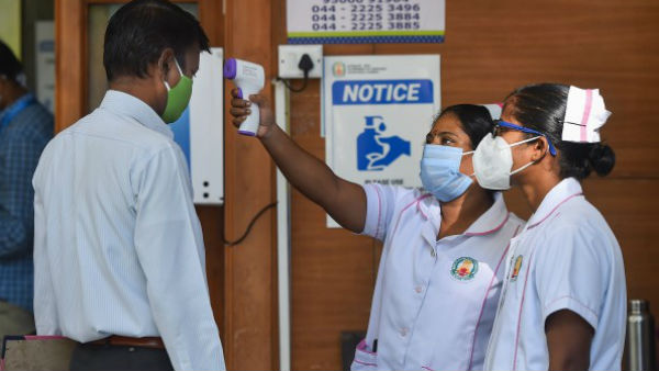 10,376 New Covid19 Cases Reported In Andhra Pradesh In Last 24 Hours