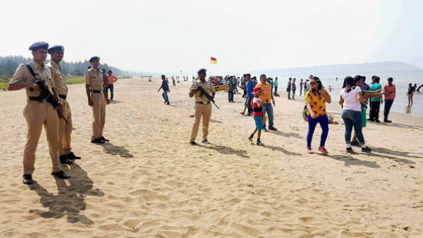 Goa To Open For Tourists From Tomorrow