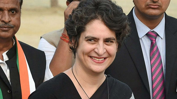 Priyanka Gandhi Vacates Her Central Government Allotted Accommodation Before 2 Days