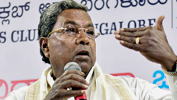 Shortage of teachers is one of the reasons for low pass percentage in PUC examination said siddaramaiah