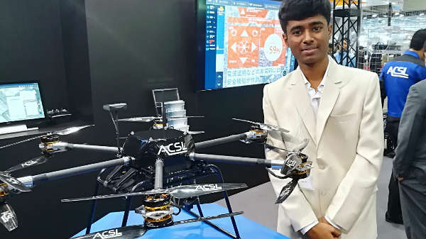 Catch me if you can: Drone Pratap suffers delusion of the grandeur