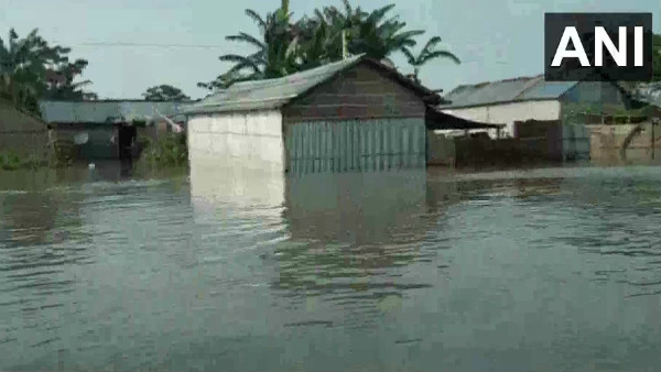 22 of 33 Assam Districts Affected By Flood