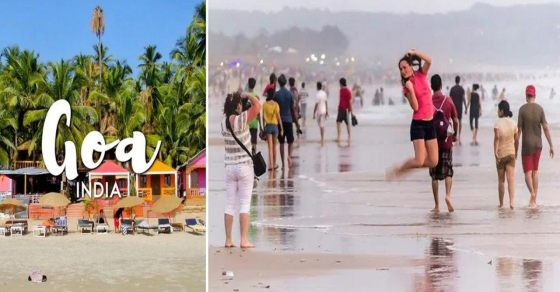 Goa Reopen Domestic Tourists: Government New Guidelines