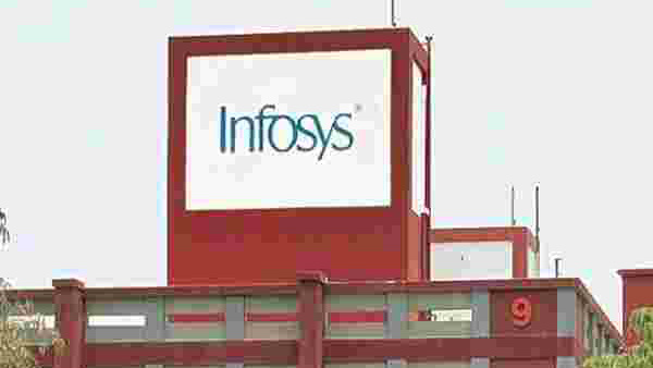 Infosys Shares Surge Nearly 12 Percent