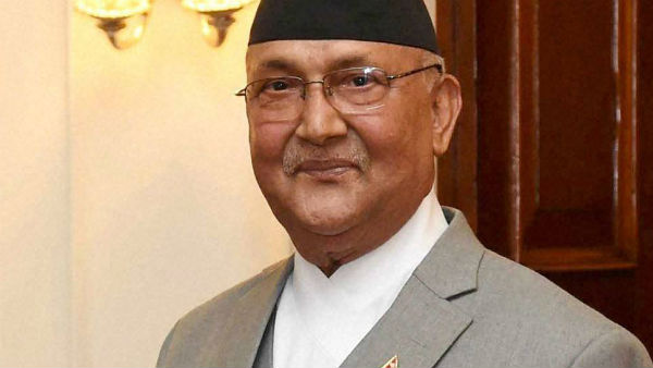 Nepal Prime Minister KP Sharma Oli Hospitalised Due To Chest Pain