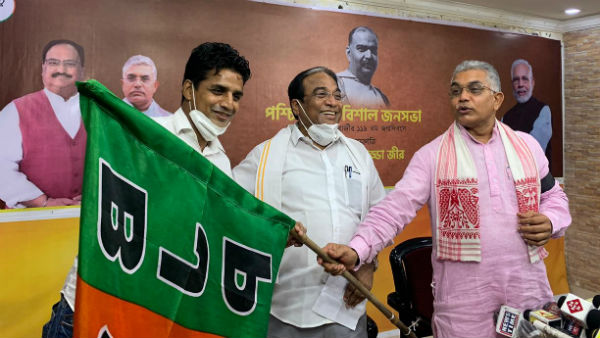 Former Indian footballer Mehtab Hossain quits politics after joining BJP