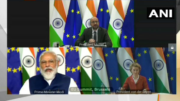 Modi Seeks European Union Help To Fight Against Global Issues