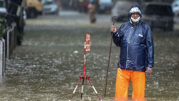 Heavy Rains In Mumbai Will Continue For The Next 6 Hours
