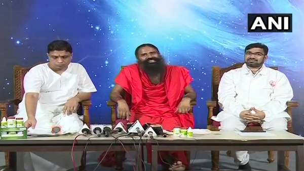 Patanjali Claims COVID19 Patients Group That Received Its Medicines, showed 67% Recovery In 3 Days