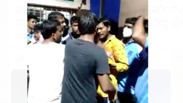 Udupi: A Youths Uproar At The Toll Gate For 1 Rupee, Video Goes Viral
