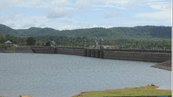 Reduced Rainfall In Kodagu: Unfilled Harangi Reservoir