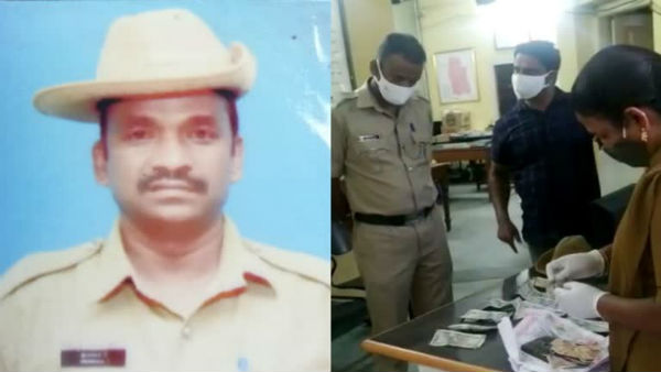 Mysuru Police Constable Honestly Handedover Purse Which He Got On Road