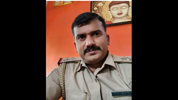 PSI Kiran Committed Suicide In Channarayapatna Town Of Hassan