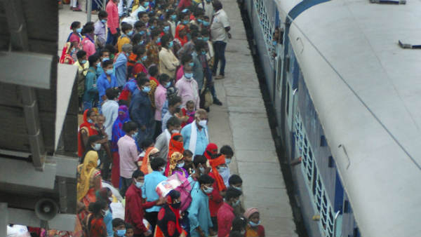 Indian Railways To Run 90 Special Trains