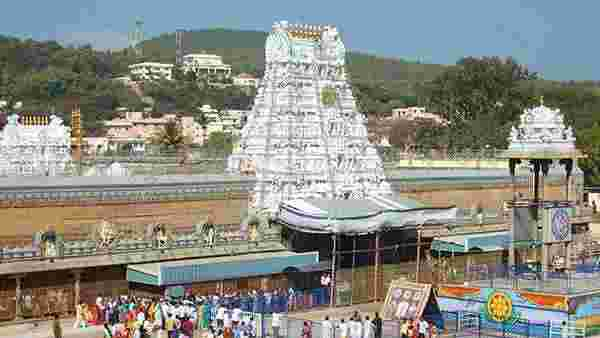 Row Over Tirumala Temple Darshan Open