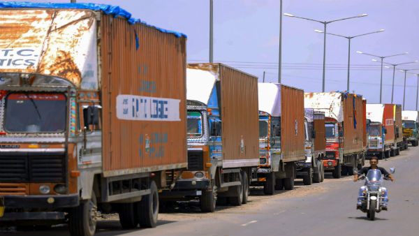 Fuel Prices Hike Impact:Truckers Raise Tariff By 20 To 25 Percent