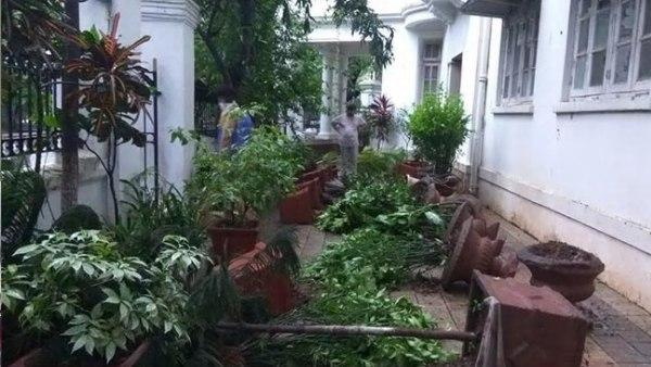 ಬಾಬಾಸಾಹೇಬ್ ಡಾ. ಬಿ. ಆರ್ ಅಂಬೇಡ್ಕರ್ ಮನೆಗೆ ಫುಲ್ ಭದ್ರತೆ