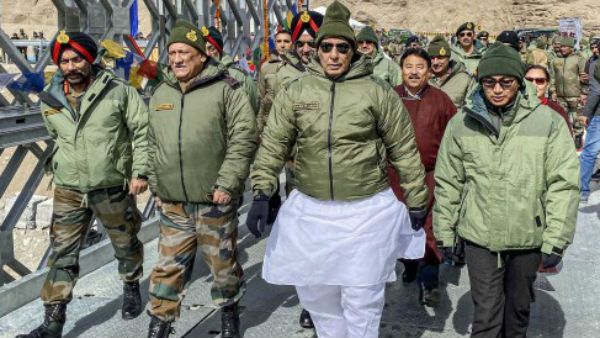 India-China Standoff: Defence Minister Rajnath Singh Visit Leh On Friday
