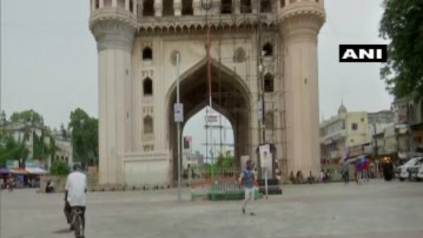 Hyderabads Charminar And Golconda Fort Reopen For The Public From Monday