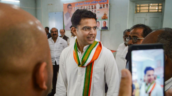 Sachin Pilot's Office in Jaipur Sealed After Staff Members Test Positive For COVID-19
