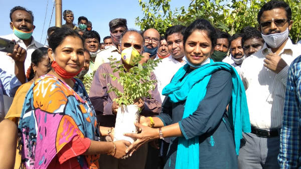 Tree Plantation Project Launched At Seethi Betta