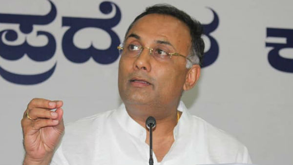 State Government Is Not Capable Of Handling The Flood Situation Says Dinesh Gundu Rao