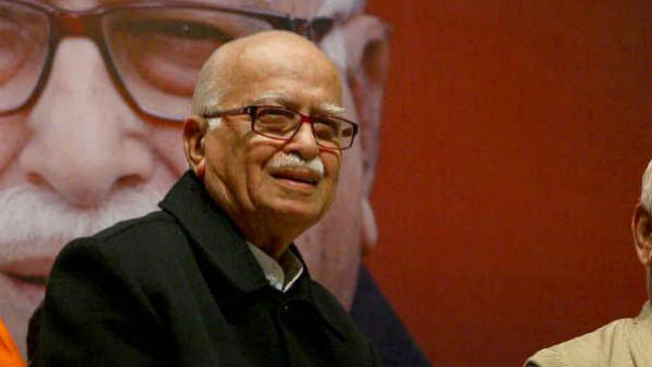Advani Says PM Modi Laying Ram Mandir Foundation Stone Emotional Moment