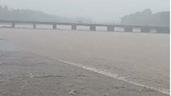 Water Level Increased In Reservoirs Of Belagavi Due To Rain Since Week