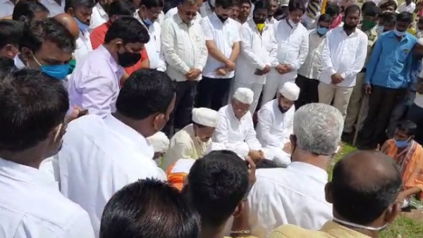 Belagavi: Minister Shrimanta Patil Who Violated The Covid Law