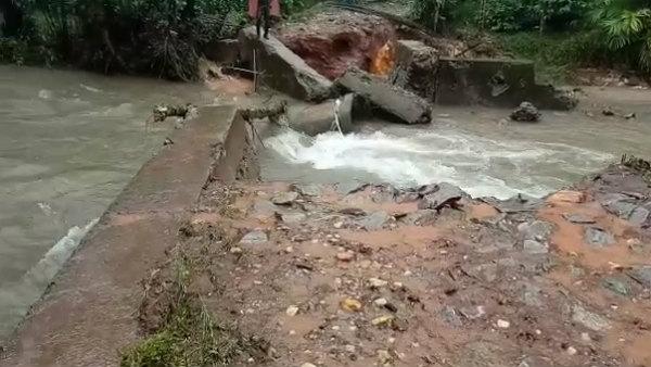 ಶೃಂಗೇರಿ-ಕುದುರೆಮುಖ-ಮಂಗಳೂರು ಸಂಚಾರ ಸ್ಥಗಿತ