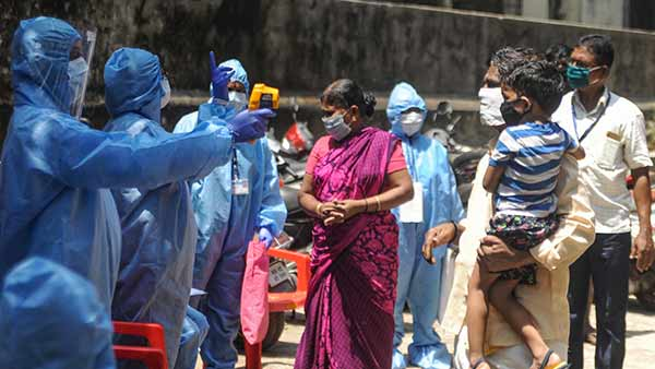 57,118 New Coronavirus Cases Reported in India In Last 24 Hours