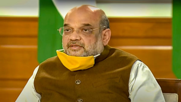 Amit Shah Attended Cabinet Meeting At Pm Office Days Before Testing Covid 19?