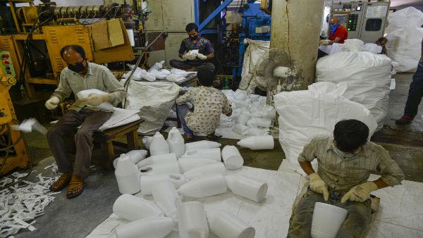 Covid Impact: India June Factory Output Contracts 16.6%