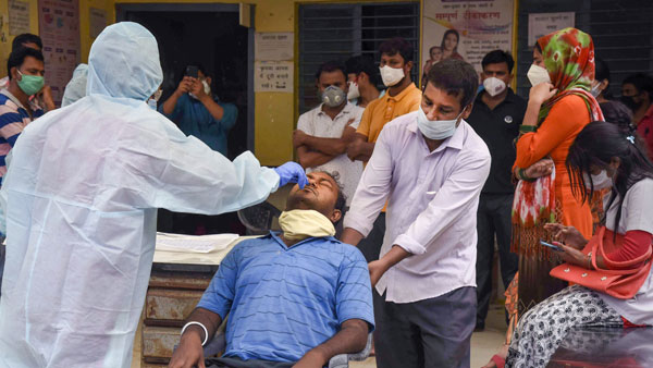 India: 62064 New Coronavirus Cases Reported in Last 24 Hours