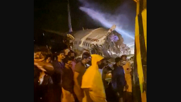 Air India Flight Crash: More Than 14 Passengers Death, 123 Passengers Injured