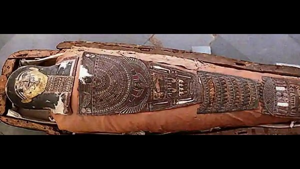 Egyptian Mummy Gets Narrow Save As Rain Damages Antiques At Jaipur