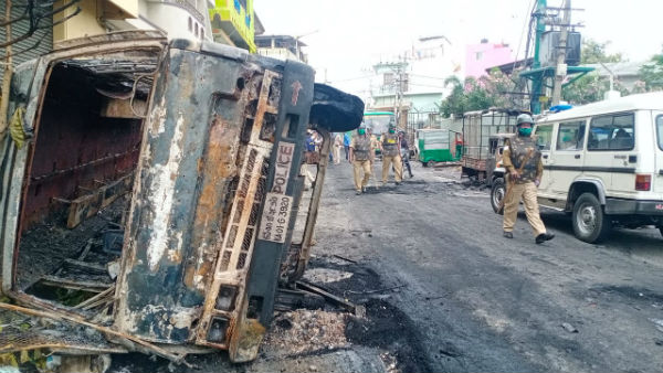 Damage Inflicted Recovered From Property Of Rioters Like Up: Bsbommai