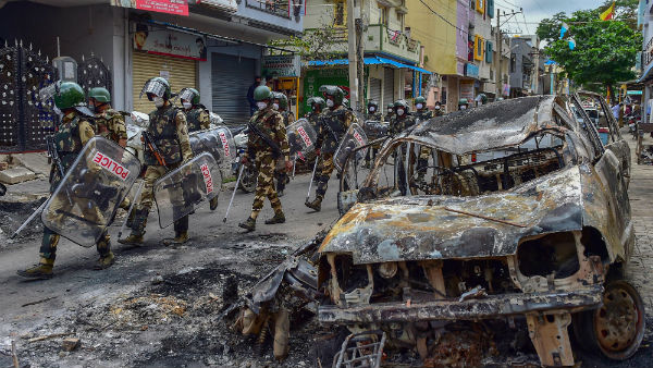 Bengaluru Violence 151 Accused Produced To Court