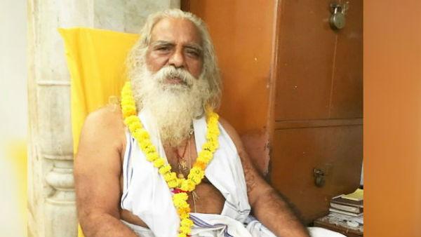 ರಾಮಮಂದಿರ ಟ್ರಸ್ಟ್ ಮುಖ್ಯಸ್ಥ ಮಹಾಂತ್ ಗೋಪಾಲ್ ದಾಸ್ ರಿಗೆ ಕೊವಿಡ್-19