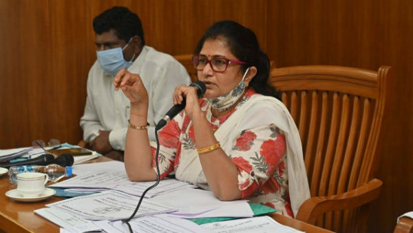 Minister Shashikala Jolle Tested Positive For COVID 19