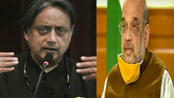 Why Union Home Minister Amit Shah Not Admitted At AIMS, Congress Leader Shashi Tharoor Questions