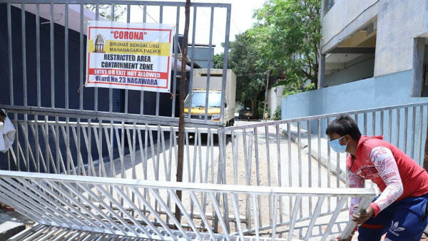 BBMP To Issue Certificates Of Containment Zones Employees