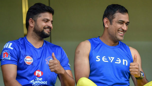 Ms Dhoni And Suresh Raina Retires From International Cricket