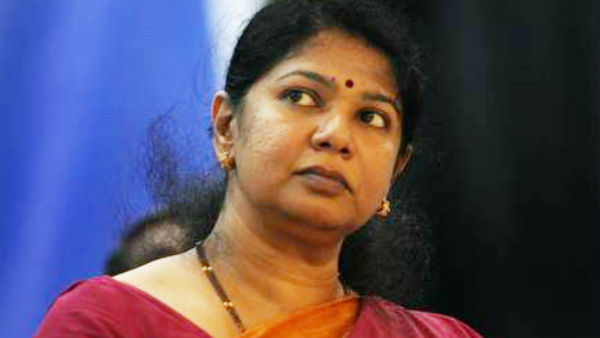 Asked if I am Indian for not speaking in Hindi at airport: DMKs Kanimozhi