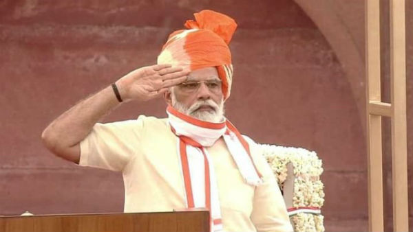 Pm Narendra Modi S Independence Day Speech Highlights In Kannada