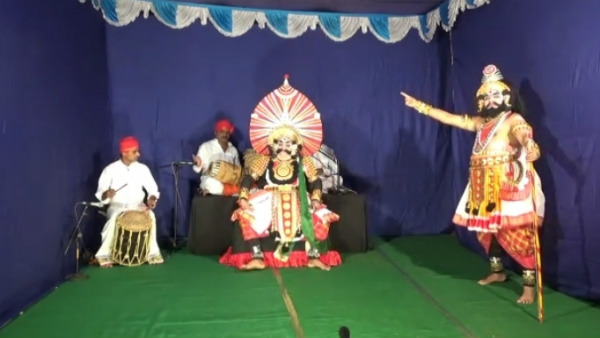 During Corona Pandemic Abhinetri Art Trust Has Given Digital Touch To Yakshagana